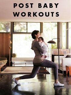 cedde7d665 Blog. New Mom WorkoutAfter Baby ...