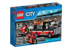 LEGO® City 60084 - Prepravný kamión na pretekárske motorky