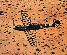 Messerchmitt Bf 109 in Africa