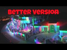 (Louder Version) 6 BEST CHRISTMAS LIGHT DISPLAYS EVER!!! - YouTube, it is always enjoyable to see when people coordinate the Christmas Lights to music being played, not necessarily fun for all of the neighbors unless they also have light displays