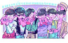 Прикреплённое изображение All Anime, Me Me Me Anime, Comedy Anime, Ichimatsu, 3 Arts, Pink Aesthetic, Im In Love, Anime Characters, Chibi