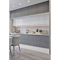 20 Inspiring Kitchen Cabinet Colors and Ideas That Will Blow You Away – White N Black Kitchen Cabinets Kitchen Room Design, Modern Kitchen Design, Home Decor Kitchen, Interior Design Kitchen, Home Kitchens, Frameless Kitchen Cabinets, Free Standing Kitchen Cabinets, Freestanding Kitchen, Kitchen Cabinet Styles