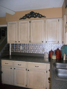 Creating Balance: Kitchen Backsplash!
