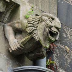 Il Gargoyle di Beckenham