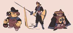 journeyofadventure: character design