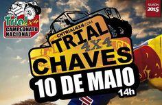 CNTrial 4x4 2015 a caminho de Chaves