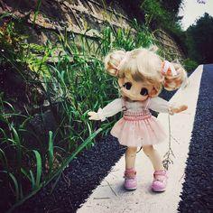 """""""#kiki #kikipop #azone #doll"""""""