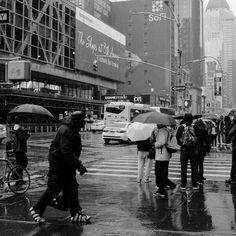 Who needs an umbrella when you have zebra shoes?  #newyork #newyorkcity #nyc #ny #photography #street #streets #streetphotography #bw #blackandwhite #rain #rainyday #umbrella #fuji #fujifilm #fujixseries #fujix #fujix100t #x100t #fujilove #konzy http://fb.me/konzy.me