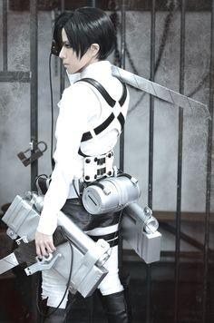 Levi- Shingeki no Kyojin