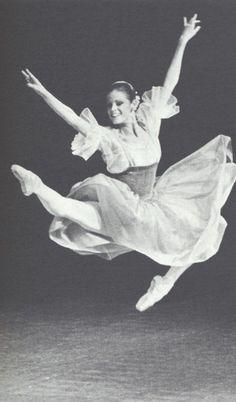 Merrill Ashley  b. 1950  New York City Ballet