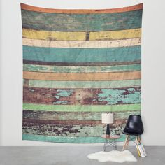 Wooden Vintage Wall Tapestry by Patterns And Textures | Society6