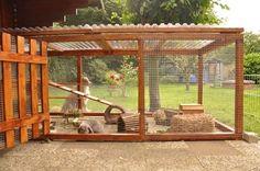Outdoor Rabbit Hutch, Indoor Rabbit, Farm Animals, Animals And Pets, Rabbit Enclosure, Class Pet, Bunny Cages, Rabbit Hutches, Pet Rabbit