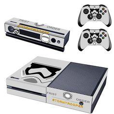 HelloDefiance, Storm Trooper Skin - Xbox One Protector, best, HelloDefiancecheap