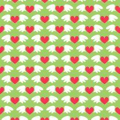 Winged hearts (orange) fabric by petitspixels on Spoonflower - custom fabric Heart Wallpaper, Cool Wallpaper, Pattern Wallpaper, Wallpaper Ideas, Chevron Wallpaper, Print Wallpaper, Cellphone Wallpaper, Orange Fabric, Blue Fabric