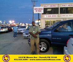 https://flic.kr/p/AingQM | Happy Anniversary to Christopher on your #Dodge #Ram 1500 from Shawn Price at Auto Center of Texas! | deliverymaxx.com/DealerReviews.aspx?DealerCode=QZQH