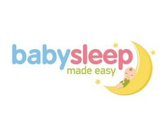 Help Baby Sleep Made Easy with a new logo by zory mory