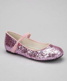 Prada Glitter Ballet Flats 52zNOS