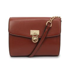 Welcome To Our Michael Kors Hamilton Traveler Small Brown Crossbody Bags Online Store