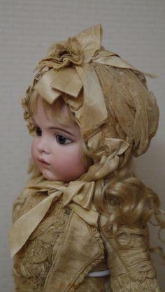 Georgeou Bru, original dress.