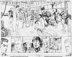 """Adventure Comics #8"" pages_06 & 07"