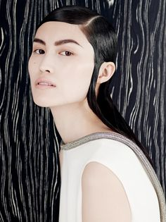 Sui He by Ben Toms for the Bergdorf Goodman Resort 2014 Campaign