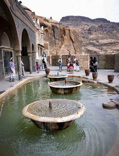 Rock Palace, Yemen