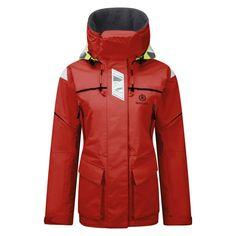 Henry Lloyd Freedom Jacket Wms Red
