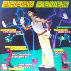Various - Break Fever GER B1984 LP Vinyl