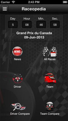 An #iPhone application - #Raceopedia For All Racing Fanatics http://www.stumbleupon.com/to/s/9p7IcB?m=C_PF%3Dbb17d9d9391e8b3d93794932f1c3a44e=31493376