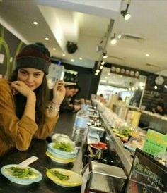 Go to the restaurant ◻️ Courtney Eaton, Restaurant, Lady, Diner Restaurant, Restaurants, Dining