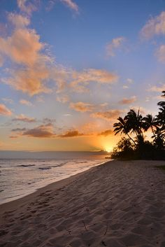 Ewa Beach Sunset - Oahu, Hawaii