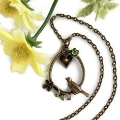 Faith of a mustard seed necklace in antique bronze with cross faith tag glass bottle and real mustard seed