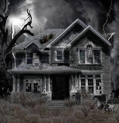 Real Pictures Haunted Houses | Real Life Haunted Houses
