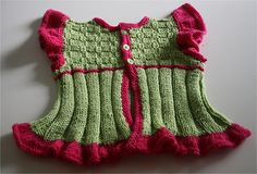Ravelry: Project Gallery for Cowgirl Butterfly Astronaut Vest pattern by Fawn Pea