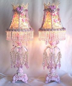 Lamps dripping in sweetness!