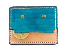 Coin Monster - Moo Leather Coin Pouch - Smiling Face Coin Purse - Unique Coin Pouch Gift - Handcrafted in Byron Bay by ByronBound on Etsy https://www.etsy.com/listing/470228057/coin-monster-moo-leather-coin-pouch
