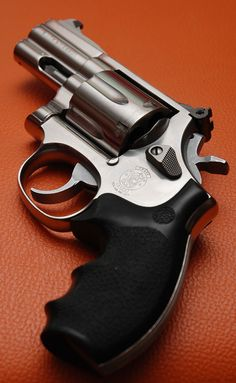 S&W 686 .357 Magnum. I have given thought about this being my next EDC. I think it would feel to heavy.