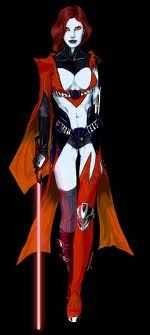 Female Sith Lord Colored by Vedren on DeviantArt Female Sith Lords, Halloween Costumes For Girls, Diy Costumes, Halloween Ideas, Costume Ideas, Light Vs Dark, Star Wars The Old, Star Wars Sith, Star Wars Girls