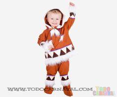 Disfruta en tu iglu con este original disfraz de #esquimal para niños y adultos.Seras el mas original en tu fiesta de #disfraces www.todocarnaval.com