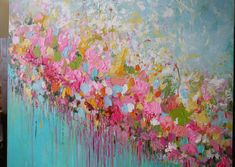 Reserve for Victoria ORIGINAL abstract painting Abstract art,abstract…