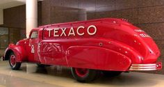 1940 Dodge Airflow Fuel Tanker...one of three left in the world..