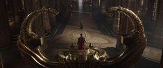 SHOTDECK :: Browse Shots Throne Room, Thor, Palace, Darth Vader, Film, Artwork, Composition, Movie, Work Of Art