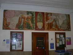 Ames Iowa Post Office Mural