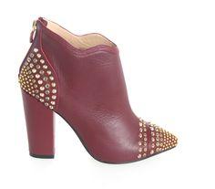 Lola Cruz - Shoes - Trochetti - 293T10BKROJO - FASHIONQUEEN.NET