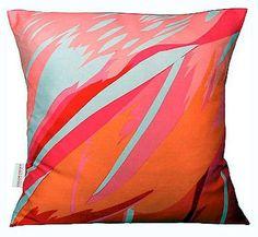 Amaranth Abstract Design 1 Cushion