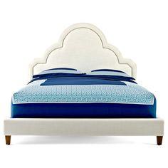 jonathan adler happy chic upholstered bed $1675