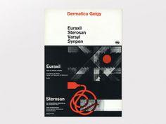 Display | Dermatica Geigy | Collection