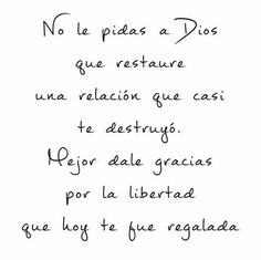#Libertad #Amorpropio ♡