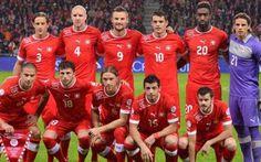 Svizzera elenco 23 convocati ufficiali Mondiali 2014 #mondiali2014 #brasile2014