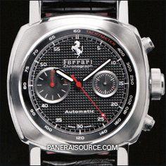 482c6c91e38 FER 00004 Panerai Granturismo Chronograph - Ferrari FER00004 Big Watches